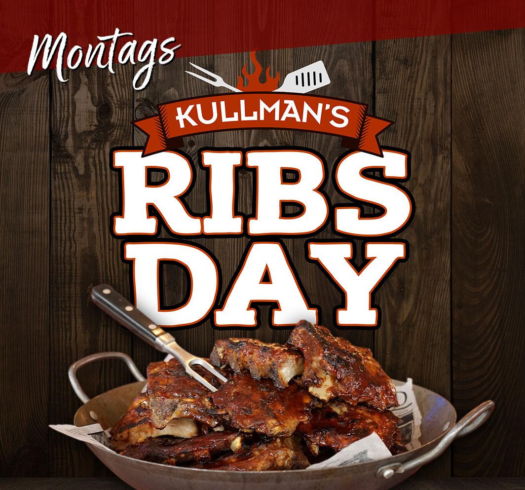 Kullman's Ribs Day